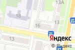 Схема проезда до компании Мир Пива в Дзержинске