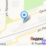 Компания по аренде инструмента на карте Дзержинска