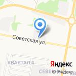 АлексГласс на карте Дзержинска