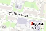 Схема проезда до компании Mebelvozov в Дзержинске