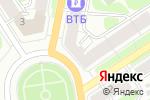 Схема проезда до компании Lingvo Room в Дзержинске