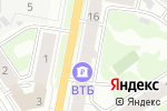 Схема проезда до компании Респект в Дзержинске