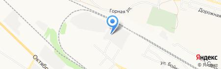 Байсад на карте Георгиевска