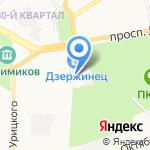 Betcity на карте Дзержинска
