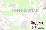 Схема проезда до компании Автомойка на проспекте Чкалова в Дзержинске