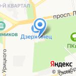 Лада Авто на карте Дзержинска