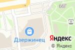 Схема проезда до компании Сувениры Поволжья в Дзержинске