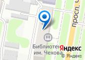 Любарский С.В. на карте