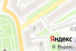 Схема проезда до компании Круш-сервис в Дзержинске