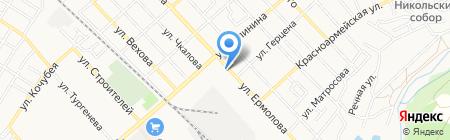 Мебельный магазин на карте Георгиевска
