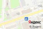 Схема проезда до компании Ремонтная мастерская в Дзержинске