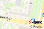 Схема проезда до компании Взгляд в Дзержинске