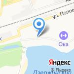 Тора Трейд на карте Дзержинска
