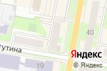 Схема проезда до компании Шпиль в Дзержинске