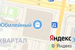 Схема проезда до компании Sela в Дзержинске