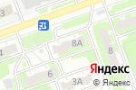Схема проезда до компании Стоматологическая практика в Дзержинске