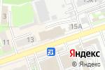 Схема проезда до компании Дентал Люкс в Дзержинске