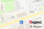 Схема проезда до компании Артель Гранит в Дзержинске
