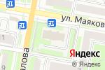 Схема проезда до компании Мастерская по ремонту бытовой техники в Дзержинске