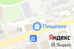 Схема проезда до компании Магазин рыбной продукции в Дзержинске
