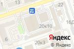 Схема проезда до компании Магазин женской одежды в Дзержинске