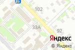 Схема проезда до компании ТеплоFF в Георгиевске