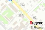 Схема проезда до компании Магазин дверей и ламината в Георгиевске