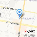 Саровбизнесбанк на карте Дзержинска