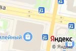 Схема проезда до компании Climber в Дзержинске