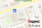 Схема проезда до компании Пятерочка в Дзержинске