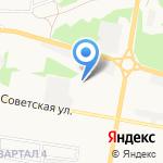 Ока Пропан НН на карте Дзержинска