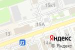 Схема проезда до компании СМТел НН в Дзержинске