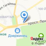 Стоматолог на карте Дзержинска