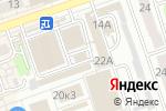 Схема проезда до компании Брючный мир в Дзержинске