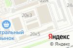 Схема проезда до компании Магазин ковров в Дзержинске