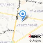 Электроника-комплекс на карте Дзержинска