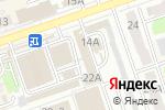 Схема проезда до компании Ташкент в Дзержинске