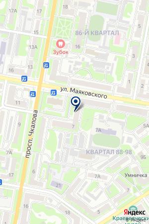 AUTO3N на карте Дзержинска