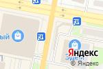 Схема проезда до компании Киоск по продаже мороженого в Дзержинске