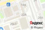 Схема проезда до компании Киф в Дзержинске