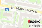 Схема проезда до компании Ваш телемастер в Дзержинске