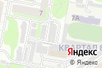 Схема проезда до компании На Дзержинского в Дзержинске