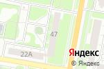 Схема проезда до компании Низкие цены в Дзержинске