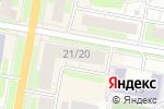 Схема проезда до компании Восход-3 в Дзержинске