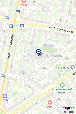 ПТФ ПРОМШВЕЙСЕРВИС на карте Дзержинска