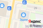 Схема проезда до компании Деньги 003 в Дзержинске