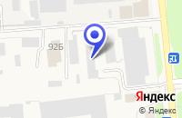 Схема проезда до компании ПРОИЗВОДСТВЕННАЯ ФИРМА ФЛИНТ в Городце