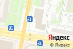 Схема проезда до компании Ювелир в Дзержинске
