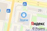 Схема проезда до компании Магазин спортивной одежды в Дзержинске