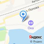Сэлтико-НН на карте Дзержинска
